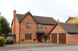 Detached House For Sale Hermitage Park Wrexham LL13