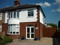 Semi Detached House For Sale Road WREXHAM Wrexham LL13