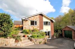 Detached House For Sale Road Moss Wrexham LL11