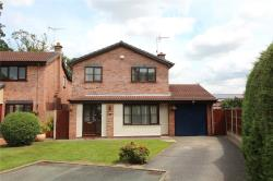 Detached House For Sale  Rhostyllen Wrexham LL14