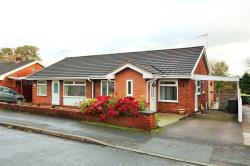 Semi - Detached Bungalow For Sale Caego WREXHAM Wrexham LL11
