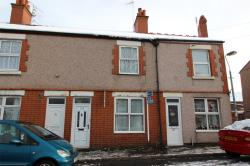 Terraced House To Let  Hightown Wrexham LL13