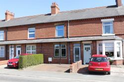 Terraced House To Let Road Marchwiel Wrexham LL13
