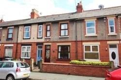 Terraced House To Let Road WREXHAM Wrexham LL13