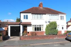 Semi Detached House For Sale Road WREXHAM Wrexham LL12