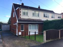 Semi Detached House To Let Street Summerhill Wrexham LL11