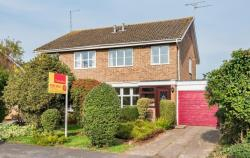 Semi Detached House For Sale Oxfordshire BANBURY Oxfordshire OX16