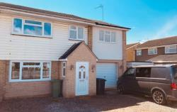 Semi Detached House For Sale Northamptonshire BANBURY Northamptonshire OX17