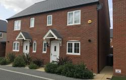 Semi Detached House For Sale Kingsmere Bicester Oxfordshire OX26