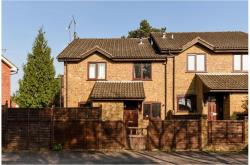 Terraced House For Sale Heath Park Sandhurst Surrey GU4
