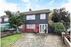 Terraced House For Sale  Feltham Middlesex TW1