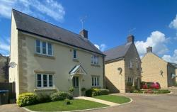 Detached House For Sale Oxfordshire WITNEY Oxfordshire OX28