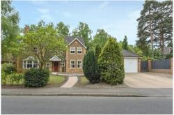 Detached House For Sale  Finchampstead Oxfordshire RG4