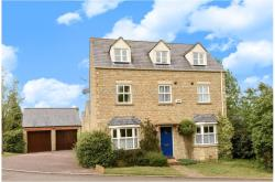 Detached House For Sale  Steeple Aston Oxfordshire OX25
