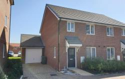 Terraced House To Let Oxfordshire DIDCOT Oxfordshire OX11