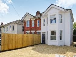 Semi Detached House For Sale  Bournemouth Dorset BH8