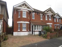 Semi Detached House For Sale Hillbrow Road Bournemouth Dorset BH6