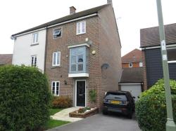 Semi Detached House For Sale Appleton Drive Basingstoke Hampshire RG24
