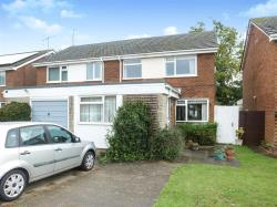 Semi Detached House For Sale St. Albans  Hertfordshire AL3