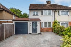 Semi Detached House For Sale  Colney Heath Hertfordshire AL4