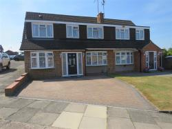 Semi Detached House For Sale  Luton Bedfordshire LU3