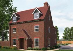 Detached House For Sale Jane Morbey Road Thame Oxfordshire OX9