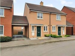 Semi Detached House For Sale Berryfields Aylesbury Buckinghamshire HP18