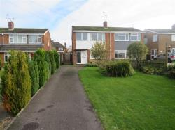 Semi Detached House For Sale Newton Longville Milton Keynes Buckinghamshire MK17