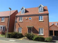 Detached House For Sale Oxley Park Milton Keynes Buckinghamshire MK4