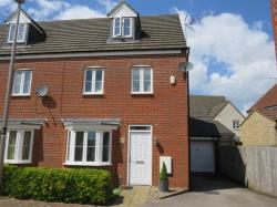 Semi Detached House For Sale Oxley Park Milton Keynes Buckinghamshire MK4