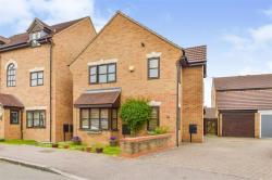 Detached House For Sale Westcroft Milton Keynes Buckinghamshire MK4