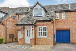 Terraced House For Sale Emerson Valley Milton Keynes Buckinghamshire MK4