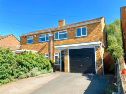 Semi Detached House For Sale Bow Brickhill Milton Keynes Buckinghamshire MK17