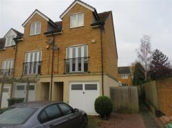 Terraced House For Sale Hampton Hargate Peterborough Cambridgeshire PE7