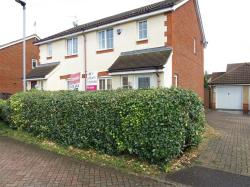 Semi Detached House For Sale Yaxley PETERBOROUGH Cambridgeshire PE7