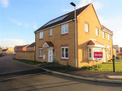 Semi Detached House For Sale  Peterborough Cambridgeshire PE7