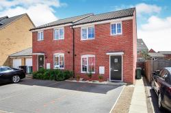 Semi Detached House For Sale Orton Northgate Peterborough Cambridgeshire PE2