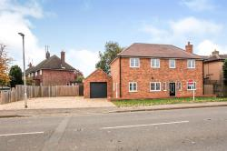 Detached House For Sale Helpston Peterborough Lincolnshire PE6