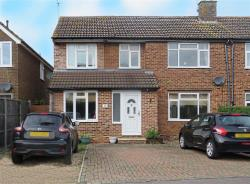 Semi Detached House For Sale ST. ALBANS London Colney Hertfordshire AL2