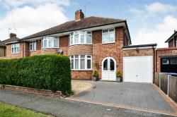 Semi Detached House For Sale  Northampton Northamptonshire NN3