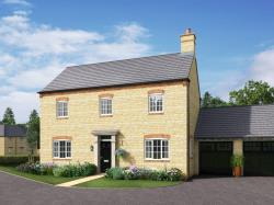 Detached House For Sale Wootton Fields Northampton Northamptonshire NN4