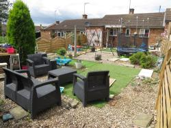 Terraced Bungalow For Sale Brafield On The Green Northampton Northamptonshire NN7