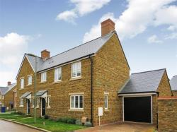 Semi Detached House For Sale Bodicote Banbury Oxfordshire OX15