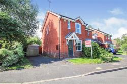 Terraced House For Sale Berkeley Pendesham Worcester Worcestershire WR4