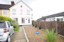 Terraced House For Sale Great Barford Bedford Bedfordshire MK44