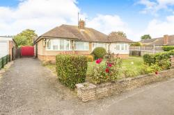Semi - Detached Bungalow For Sale Clapham Bedford Bedfordshire MK41