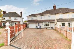 Semi Detached House For Sale Cople Bedford Bedfordshire MK44