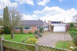 Detached Bungalow For Sale Pavenham Bedford Bedfordshire MK43