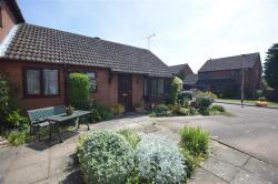 Terraced Bungalow For Sale Ravensden Bedford Bedfordshire MK44