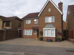 Detached House For Sale Houghton Regis Dunstable Bedfordshire LU5